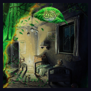 ISSUN - Dark Green Glow (2019) - Germany